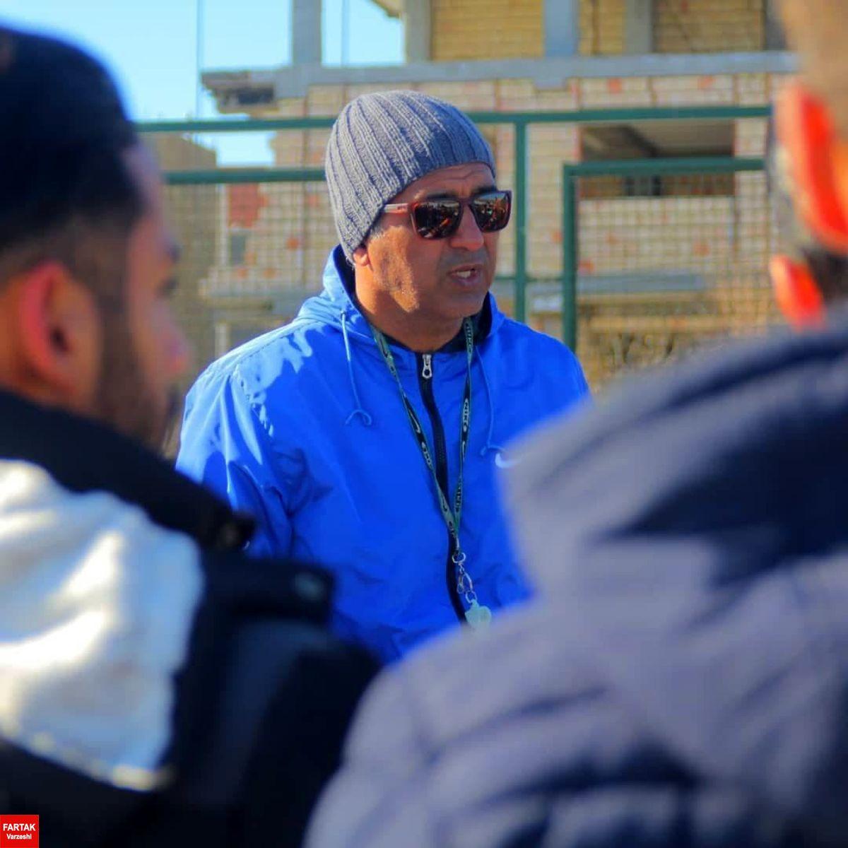 سروری: داور به شدت ضعیف بود؛ بازی در گرمای بوشهر بسیار سخت است!