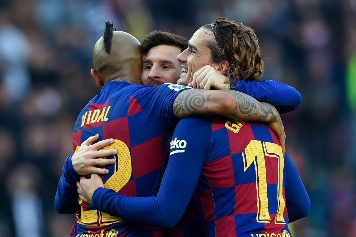 کار جالب ستاره بارسلونا سوژه شد