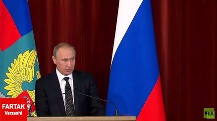 پوتین: کیفیت المپیک بدون روسیه فرق میکند