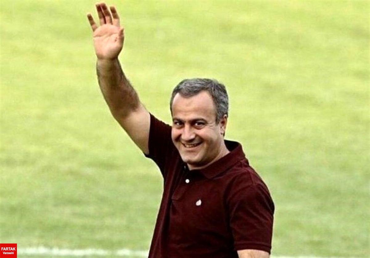 حسین خبیری گزینه مدیر عاملی باشگاه لیگ برتری شد