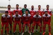 بعثت کرمانشاه در آستانه سقوط به پایینترین لیگ