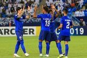 شکست حریف پرسپولیس مقابل الهلال در لیگ فوتبال عربستان