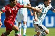 احسان حاج صفی بازیکن در چند پست