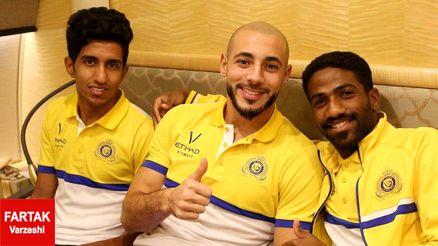 النصر قید حضور این دو بازیکن را در رقابتهای آسیایی زد