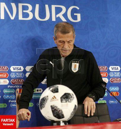 تابارز: دوست دارم صلاح فردا به میدان برود / او بازیکنی تعیین کننده است