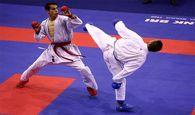 لیگ جهانی کاراته- برلین|نمایندگان ایران رقبای خود را شناختند