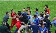 آماری دقیق از تعداد مصدومان دربی تهران
