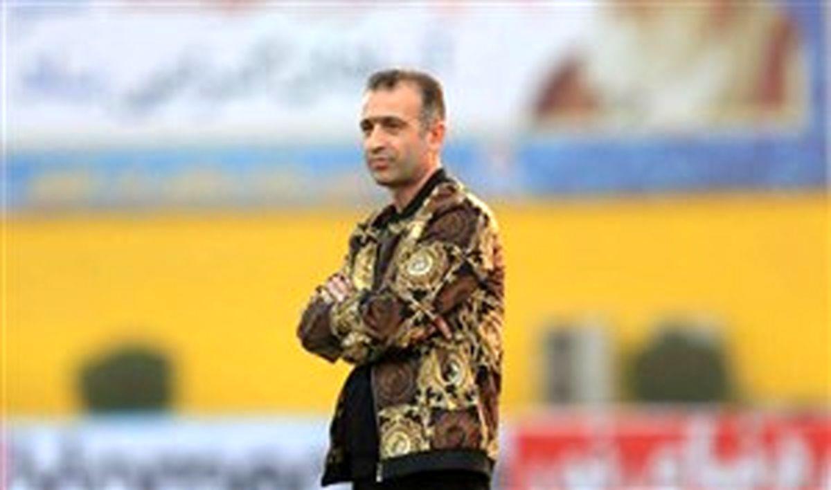 کمالوند: چند روز دیگر از شاهین بوشهر جدا میشوم