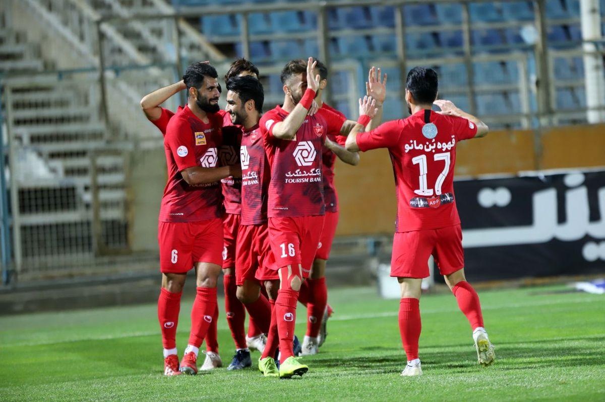 لیگ قهرمانان آسیا / تساوی یک نیمهای پرسپولیس و الدحیل
