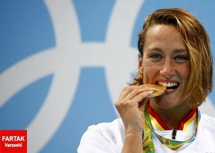 نخستین مدال طلای اسپانیا در المپیک