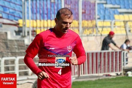کاپیتان پرسپولیس به بازی استقلال خوزستان میرسد