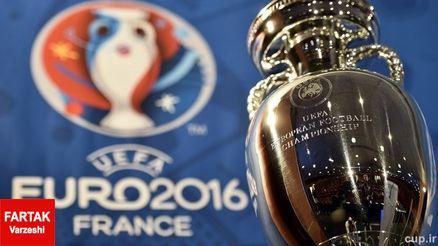 تیم منتخب یورو 2016 را بشناسید