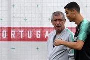 دلیل عدم حضور رونالدو در لیست جدید پرتغال