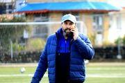 گزارش تصویری از پیگیری تمرینات تیم فوتبال چوکا تالش در ورزشگاه پوریای ولی تالش