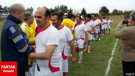 درگذشت سه بازیکن ایرانی در اثر سانحه تصادف