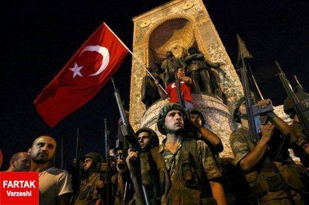 ترکش کودتای ترکیه دامن پرسپولیسی ها را گرفت