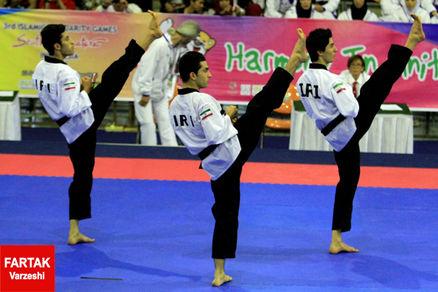 برگزاری قهرمانی پومسه کشور، 25 و 26 تیرماه