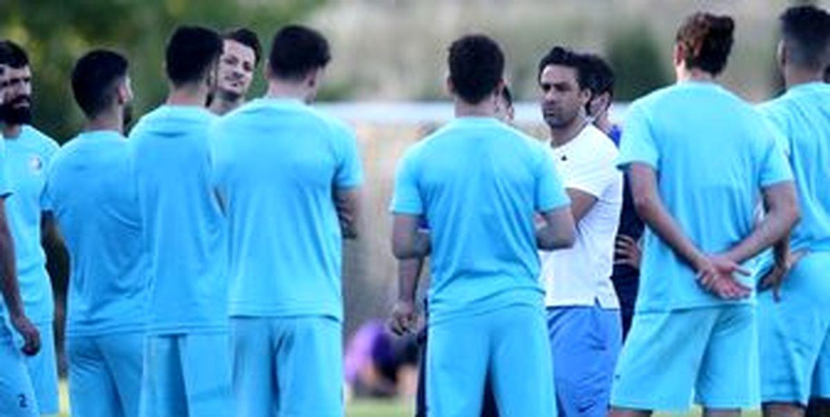 واکنش استقلال به خبر مذاکره مجیدی با یک بازیکن