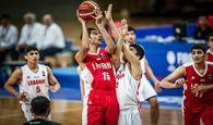 تیم بسکتبال نوجوانان ایران به طرز عجیبی از آسیا حذف شد!