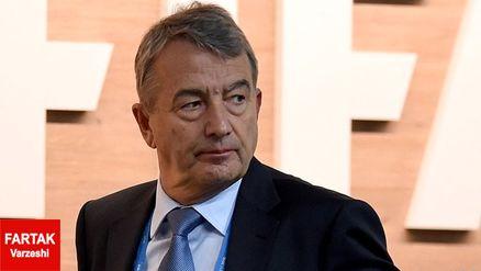 محرومیت یک ساله رئیس فدراسیون فوتبال آلمان