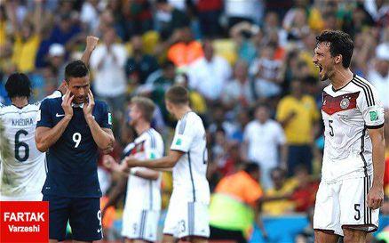 مروری بر سرگذشت ٤ تیم باقی مانده ی یورو ، در یورو ٢٠١٢/ این قسمت فرانسه