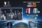 آغاز دوران قهرمانی هلند در جام باشگاه های اروپا