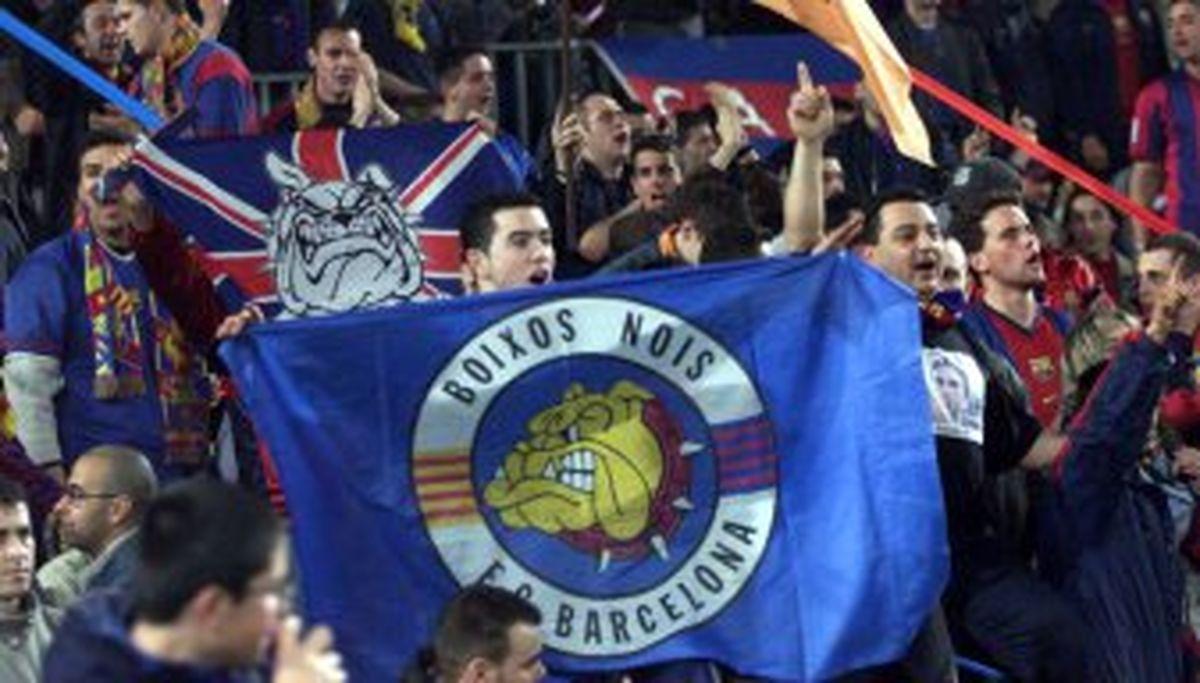 دستگیری 20 هوادار افراطی بارسلونا در سویا