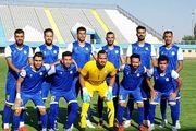 شکست نفت مسجدسلیمان برابر تیم لیگ یکی