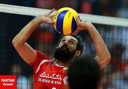 دفاع سرپرست فدراسیون والیبال از سعید معروف