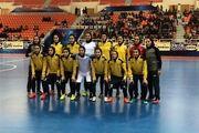 قهرمانی نامی نو در لیگ برتر فوتسال بانوان