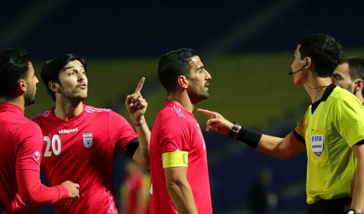 چرا تیم ملی جلوی ضرر را نگرفت؟