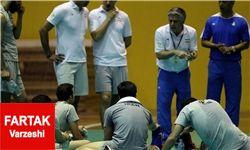 برنامه ملیپوشان والیبال در روز مسابقه با آرژانتین/هیچ تیمی در روز مسابقات سالن تمرین ندارد