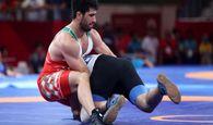 نوری نخستین طلا را برای ایران به ارمغان آورد