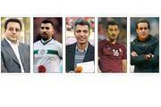 مهمترین افرادی که سال سختی را در فوتبال ایران پشتسر گذاشتند