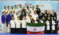 بدشانسی مانع از هتتریک قهرمانی تکواندو ایران