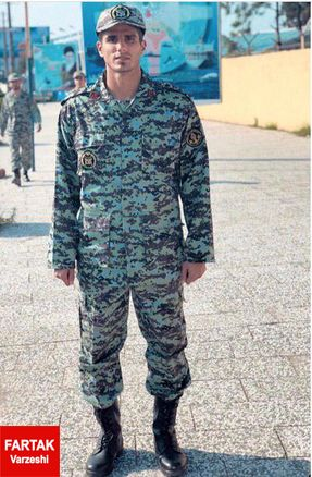 ماهینی از ملوان جدا شد + عکس