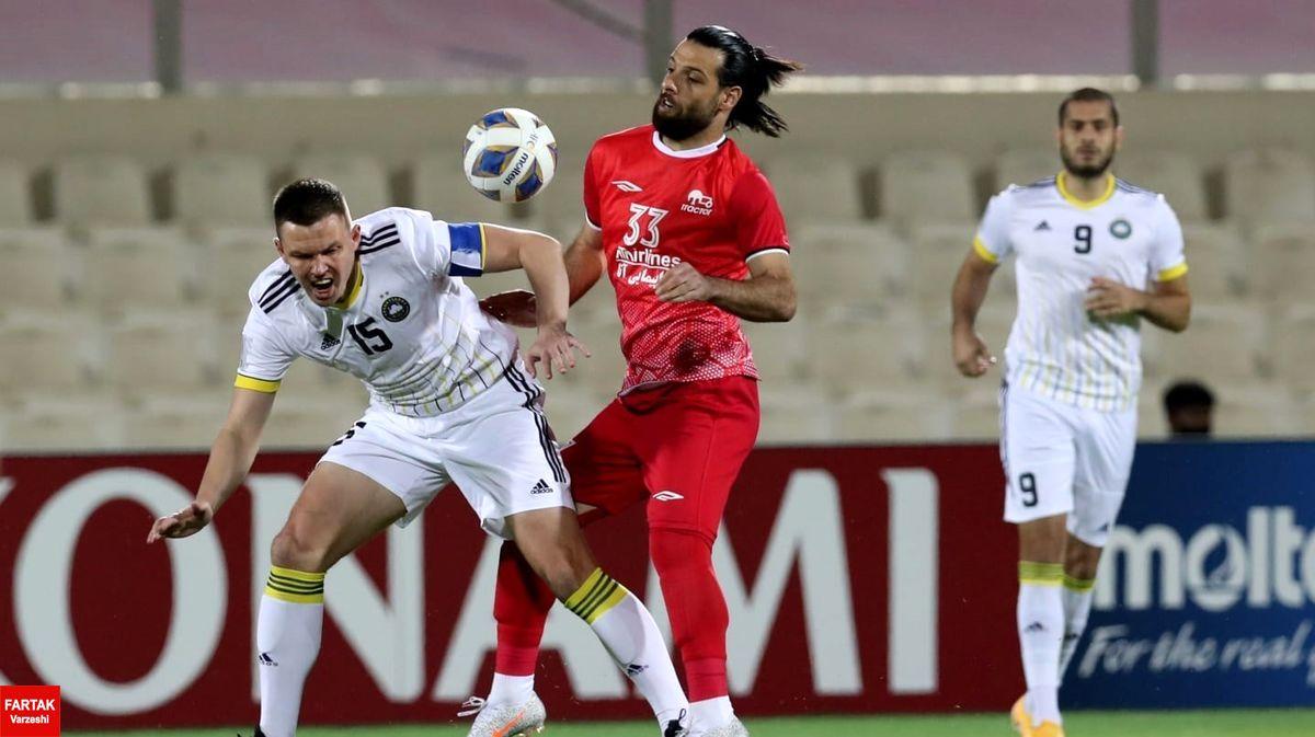 عباسزاده بهترین بازیکن هفته آسیا شد