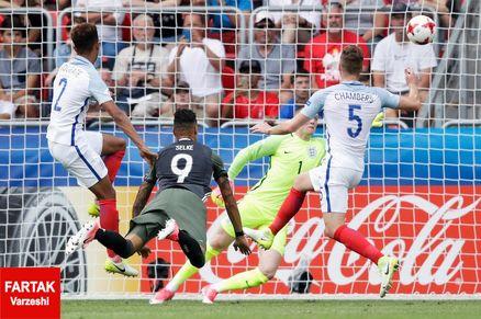پیروزی آلمان بر انگلیس و صعود به فینال