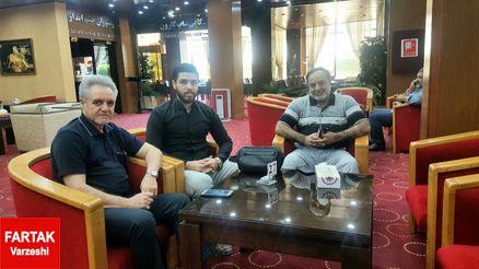 استعدادیابی سپاهان در خوزستان