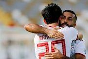 واکنش باشگاه آمیان به حضور قدوس در مرحله یک چهارم نهایی جام ملتها+عکس