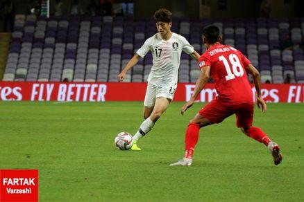 کره جنوبی 1-0 قرقیزستان؛ صعودی اقتصادی، دست در دست چین!