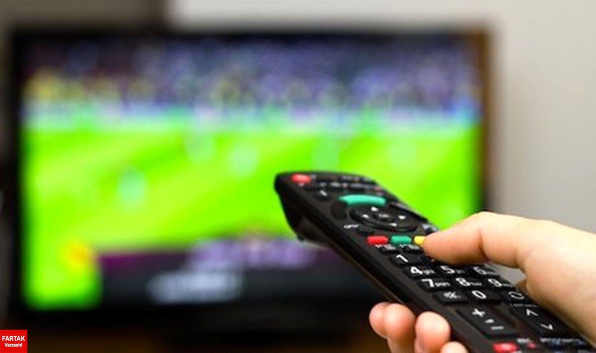 جدول پخش زنده هفته بیست و پنجم رقابتهای لیگ دسته یک فوتبال کشور