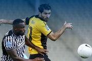 سوپرلیگ فوتبال یونان| شکست خارج از خانه یاران انصاریفرد