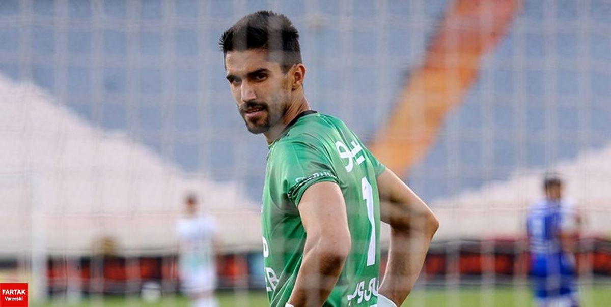 حسینی: پست دیشبم سوءتفاهم بود/ از نویدکیا تشکر میکنم اما استقلال خانه من است