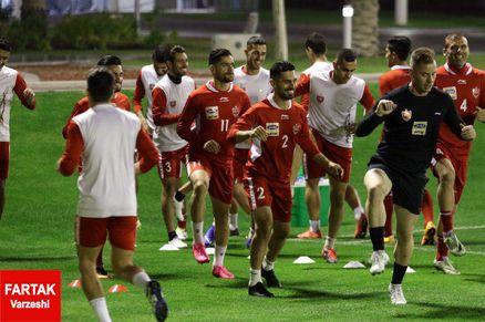 استارت رسمی قرمزها در کمپ اسپایر قطر