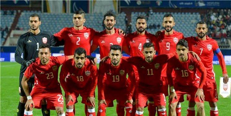 لیست بحرین برای دیدار با ایران مشخص شد