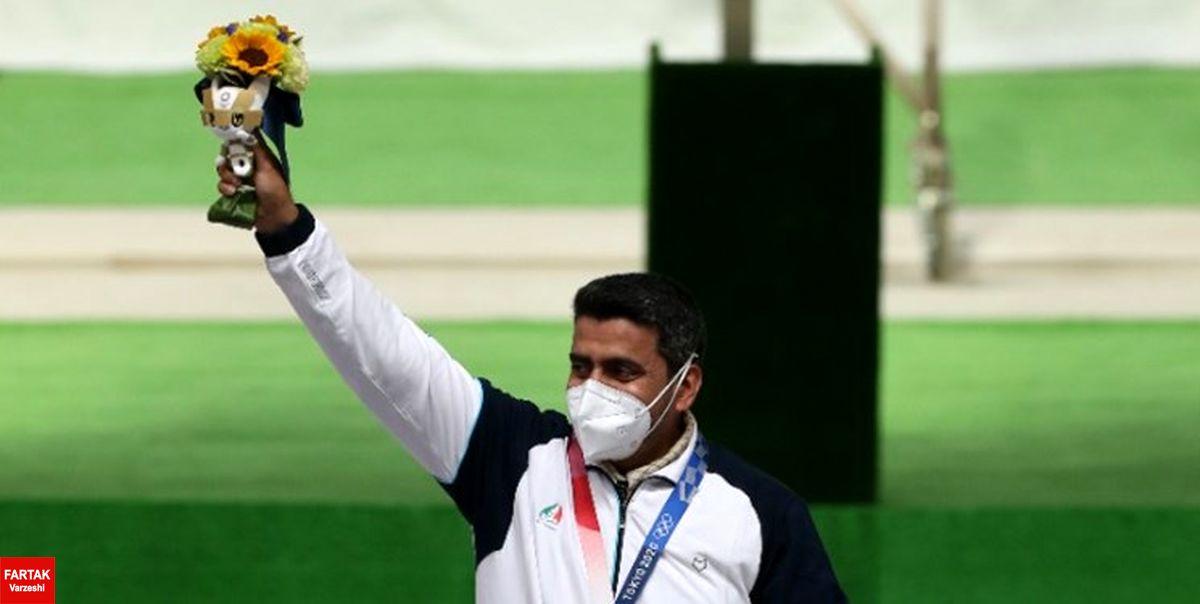 المپیک توکیو  فروغی تست دوپینگ داد