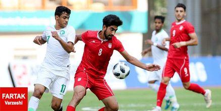محمد امین اسدی:خیلی خوشحالم که یک بار دیگر مورد اعتماد کادر فنی تیم امید قرار گرفتم