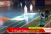 ادامه روند پیروزیهای پویندگان وحفاری در روز فرار نامی نو از شکست + فیلم