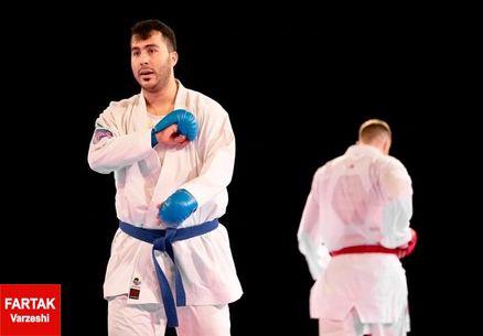 مسابقات کاراته کسب سهمیه المپیک فرانسه به تاخیر افتاد